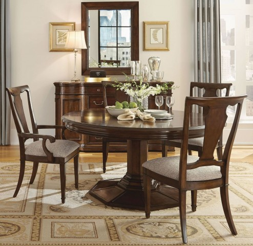 Egerton Round Dining Room Set