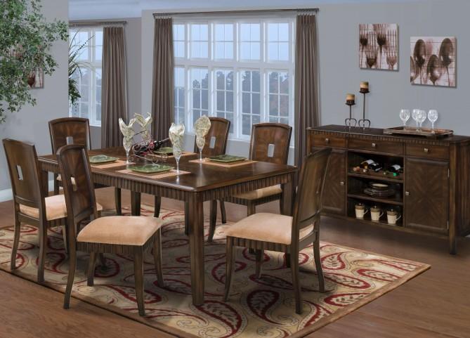 Edgemont Standard Dining Room Set