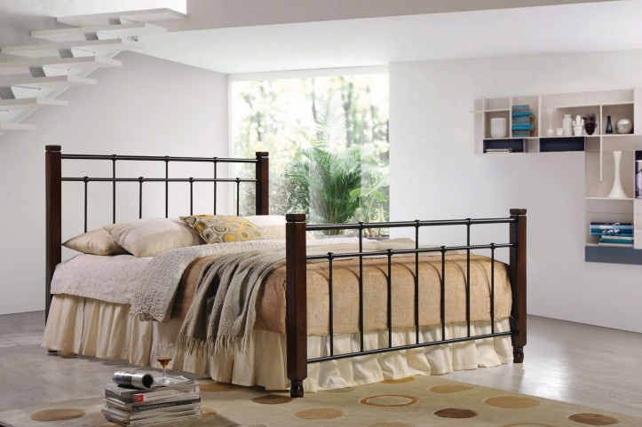 Kyan Twin Size Metal Bed
