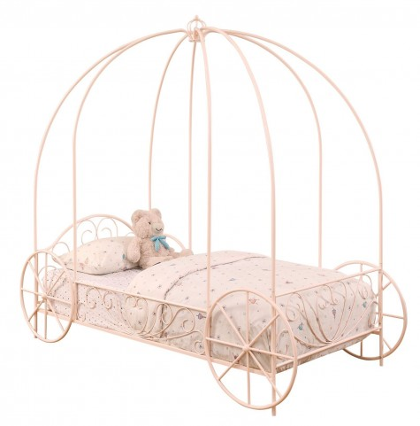 Massi Youth Twin Size Canopy Bed