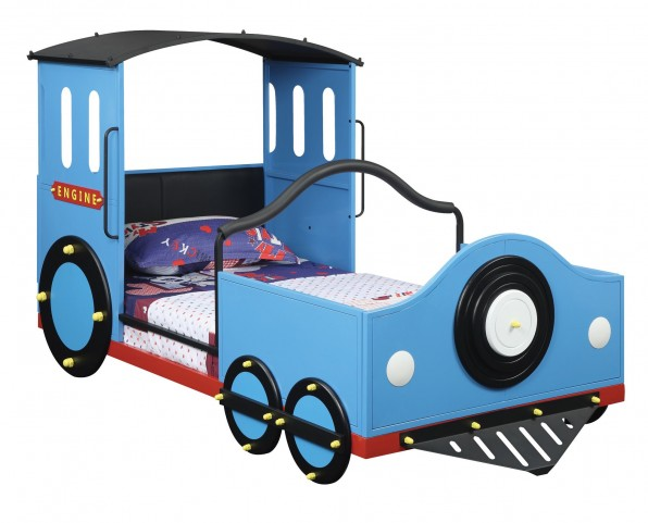 Casey Twin Size Train Bed