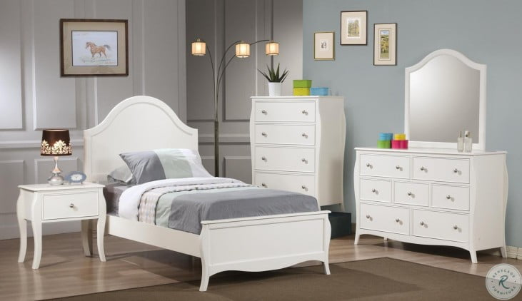 Dominique Youth Panel Bedroom Set