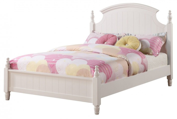 Bethany Twin Size Low Poster Bed