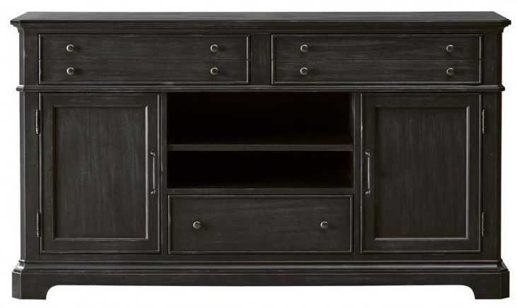 Vintage Tempo Unique Charcoal Buffet