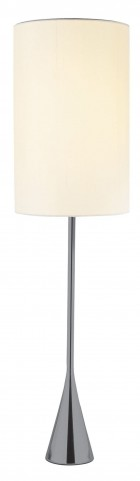 Bella Black Nickel Table Lamp