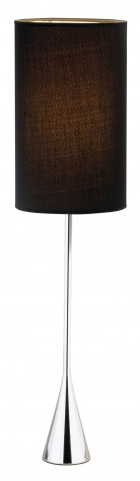 Bella Chrome Table Lamp