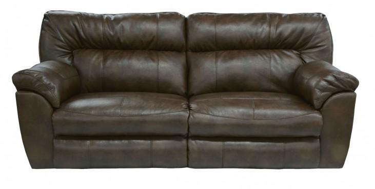 Nolan Godiva Reclining Sofa