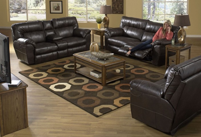 Nolan Godiva Power Reclining Living Room Set