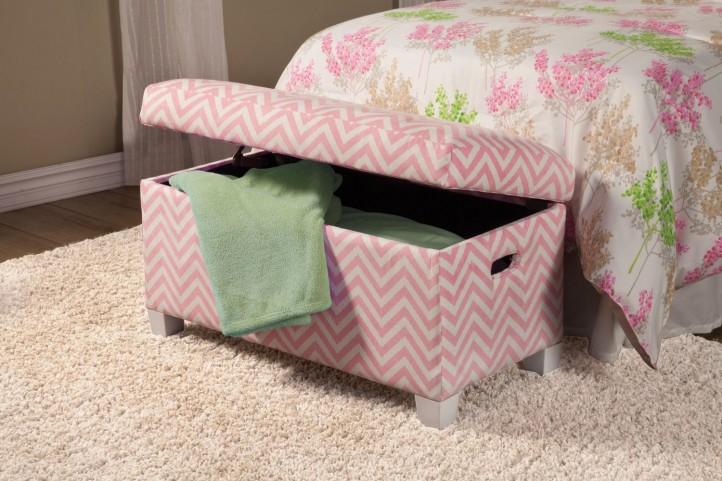 Charlotte Storage Bench