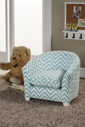 Isaac Wingback Kids Chair