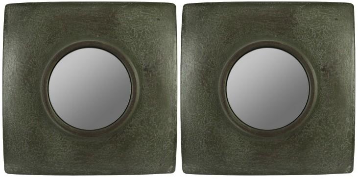 Jeremiah Mirrors Set of 2
