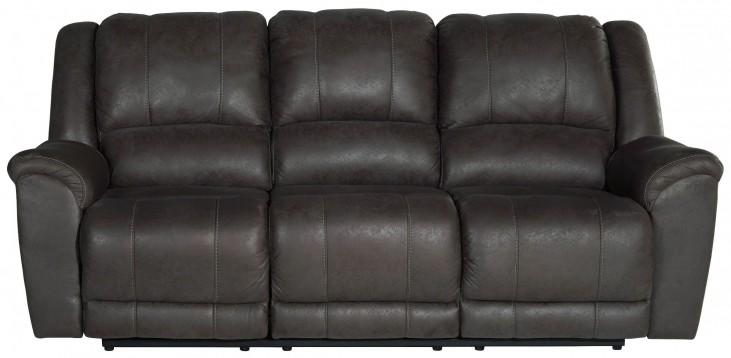 Niarobi Gray Reclining Sofa