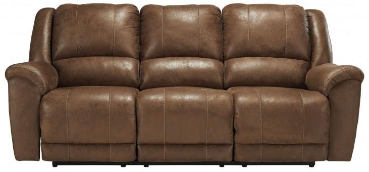 Niarobi Saddle Reclining Sofa