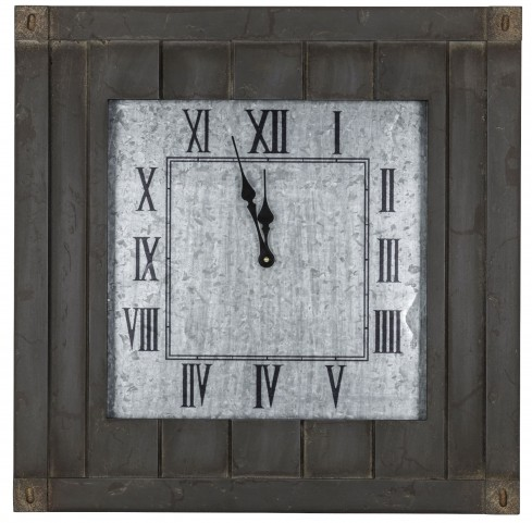 Rutledge Clock