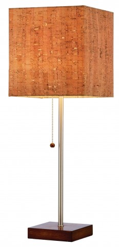 Sedona Walnut Table Lamp