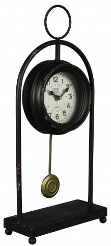 Oringo Table Clock