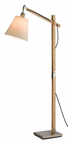 Walden Natural Floor Lamp