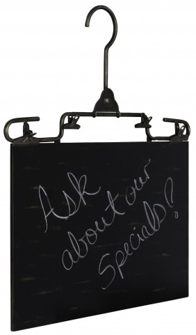 Zucker Dark Gray Chalkboard