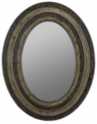 Alessia Aged Dark Mirror