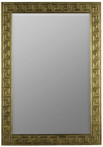 Spicer Antique Gold Mirror