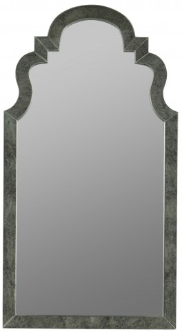 Wellington Antiqued Glass Mirror