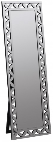 Warrick Frameless Standing Mirror