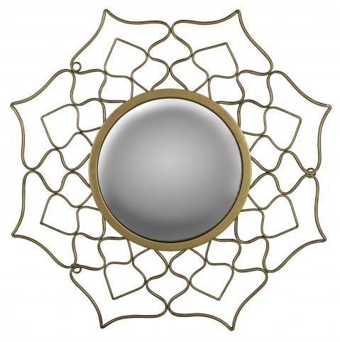 Konya Aged Gold Mirror