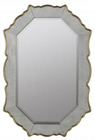 Bianca Gold Mirror