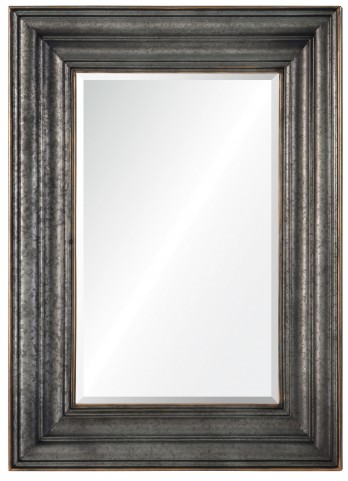 Oswald Galvanized Metal Mirror