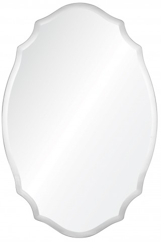 Tia Frameless Mirror