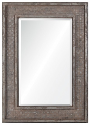 Pendle Rusted Brown Mirror