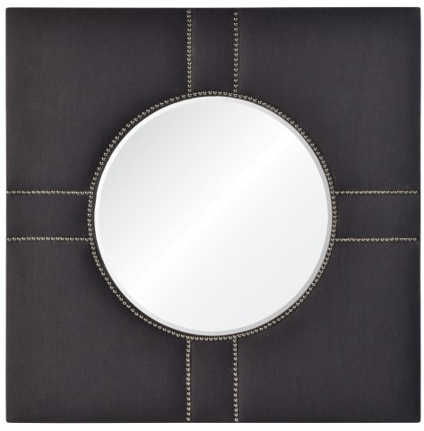 Sansa Silver Studded Mirror