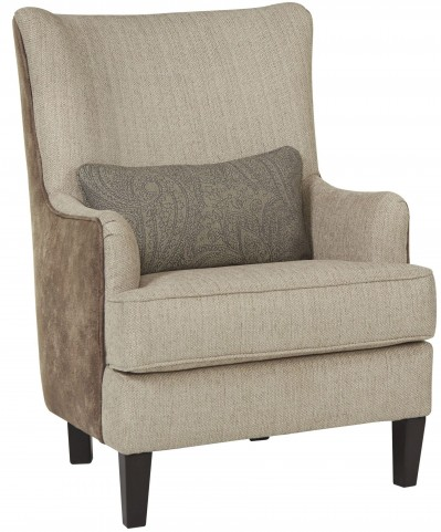 Baxley Jute Accent Chair