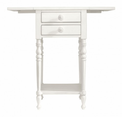 Coastal Living Saltbox White Chesapeake Table