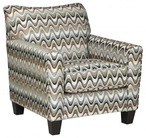 Gayler Steel Accent Chair