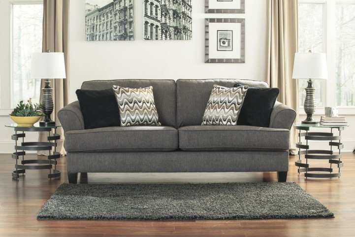 Gayler Steel Stationary Sofa