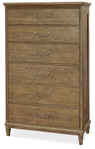 Moderne Muse Bisque Drawer Chest