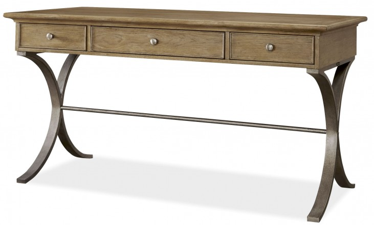 Moderne Muse Bisque Writing Desk