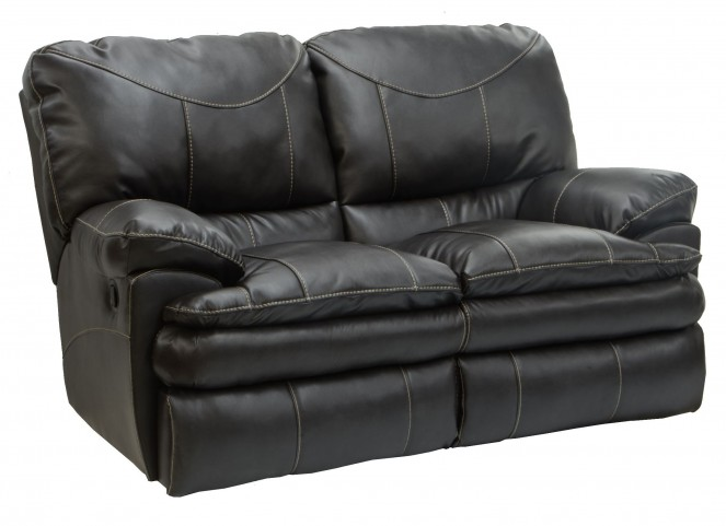 Perez Steel Reclining Loveseat
