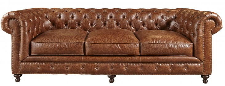 Berkeley Leather Sumatra Sofa