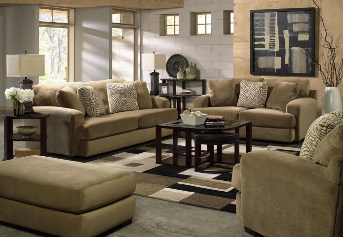Palisades Bronze Living Room Set