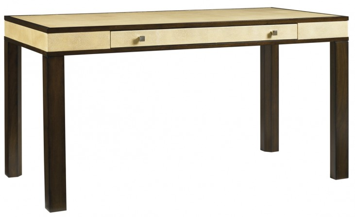Aquarius Walnut Messina Desk