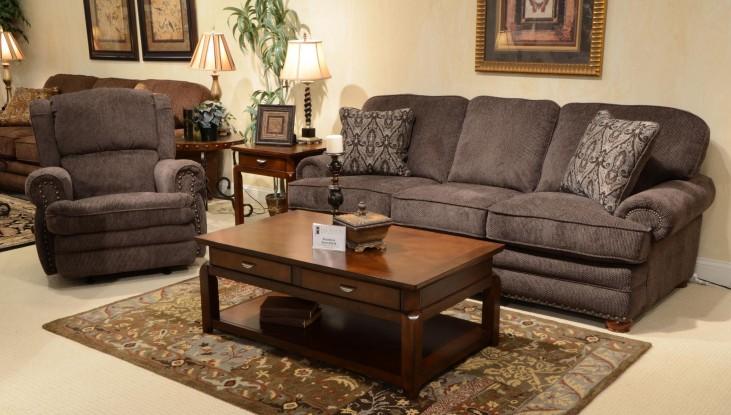 Braddock Metal Living Room Set