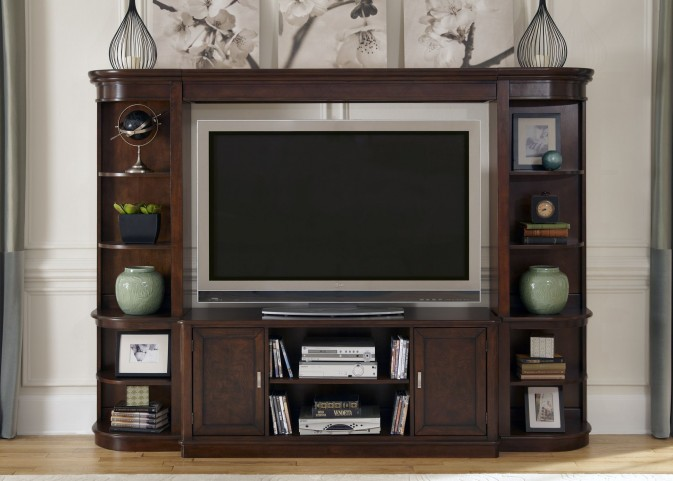 Wallace Entertainment Wall