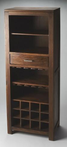 Hewett Loft Bar Cabinet