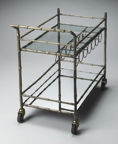 Metalworks Bar Cart