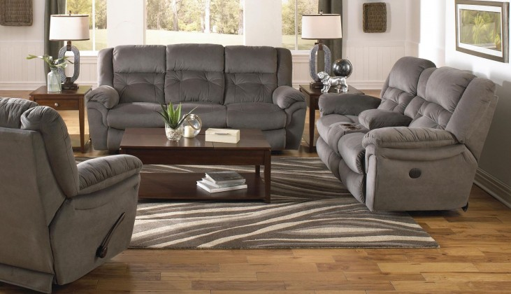 Joyner Slate Power Reclining Living Room Set