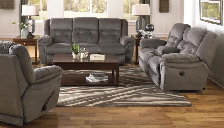 Joyner Slate Reclining Living Room Set