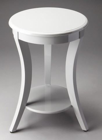 Holden Loft Grey Accent Table