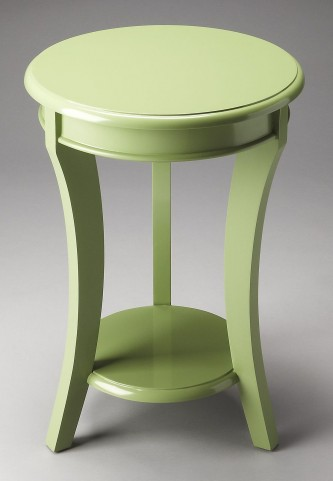 Holden Loft Green Accent Table
